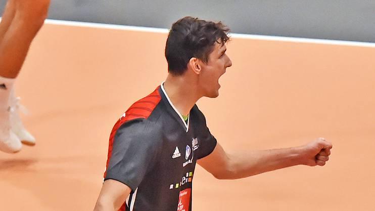 Hilfreich für seinen erfolgreichen Einstand: Roth kam während des Sommers zu einigen Einsätzen mit der Nationalmannschaft.