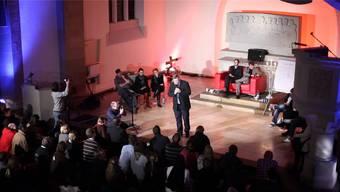 Preacher Slams erfreuen sich weltweit grosser Beliebtheit.