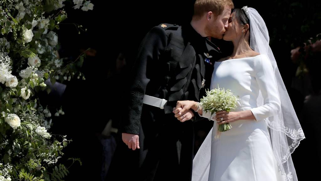 Diese Hochzeiten sorgten 2018 für Schlagzeilen