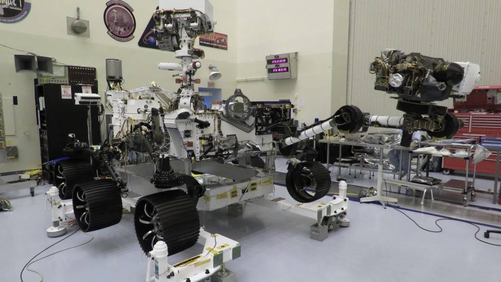 Start des «Perseverance»-Rover zum Mars erneut verschoben