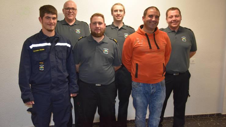 Feuerwehrübung Härkingen 2018