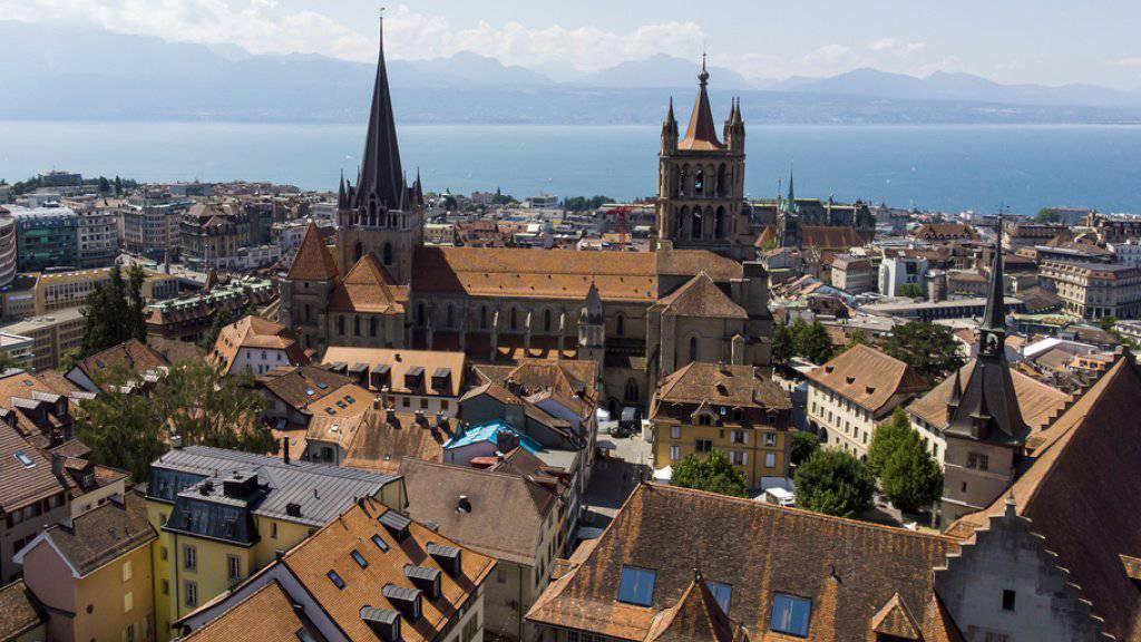 10 Millionen Franken für Kathedrale von Lausanne
