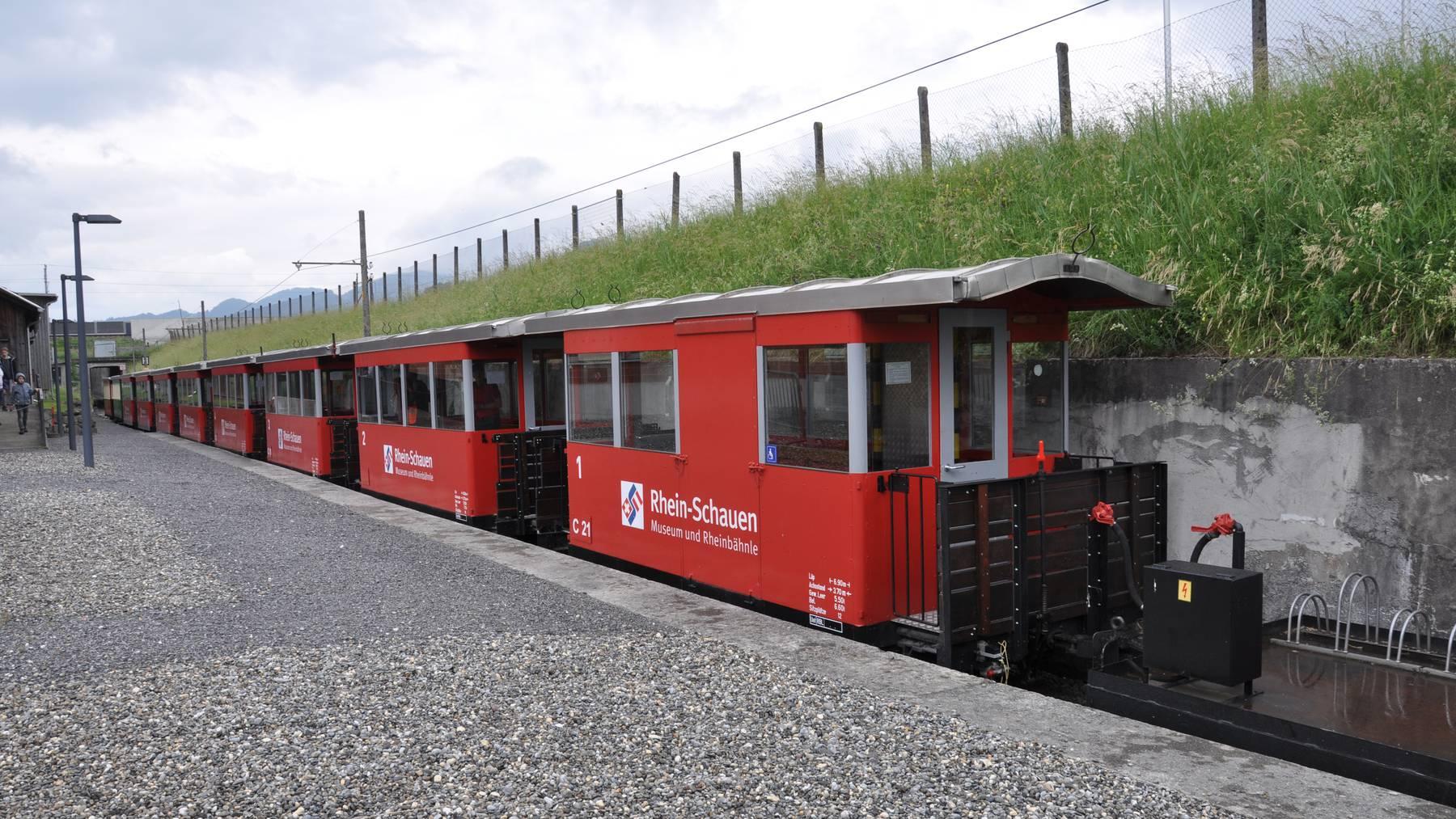Rheinbähnli Rheinbähnle