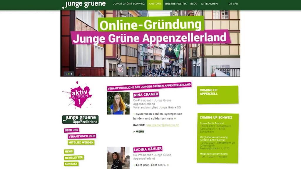 Boom: In Appenzell wollen gleich 4 neue Parteien mitreden