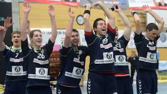 Aargauer Handball-Derby Siggenthal gegen Endingen