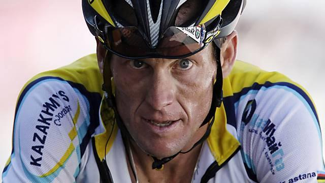 Lance Armstrong würde bei einer Zeitreise-Rückkehr wieder dopen