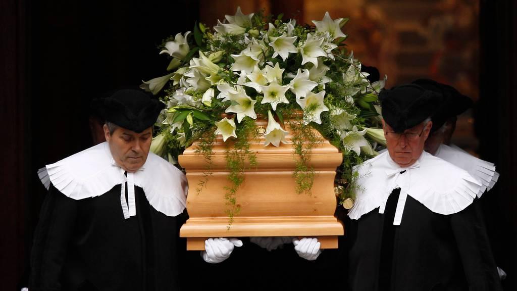 Das Geschäft mit dem Tod – Bestatter während der Coronakrise: «Die Angst vor einer Ansteckung ist immer da»