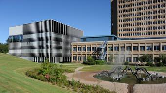 Tut das Kantonsspital Baden zu wenig, um seine Patientinnen und Patienten vor der Hitze zu schützen? (Archivbild)