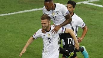 Deutschland - Ukraine 2:0