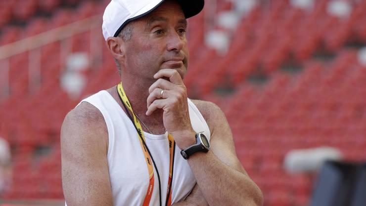 Alberto Salazar ist ein in der Leichtathletik-Szene seit Jahren umstrittener Lauftrainer.