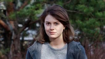 Samantha Zaugg ist Journalistin, Fotografin, Filmemacherin, 26.