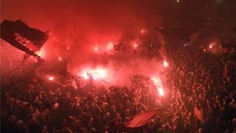 Der FC Basel ist Schweizer Meister