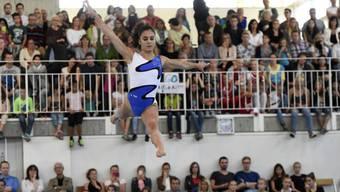 Jessica Diacci will nach einer langen Verletzungspause bald wieder zu den besten Kunsturnerinnen gehören.