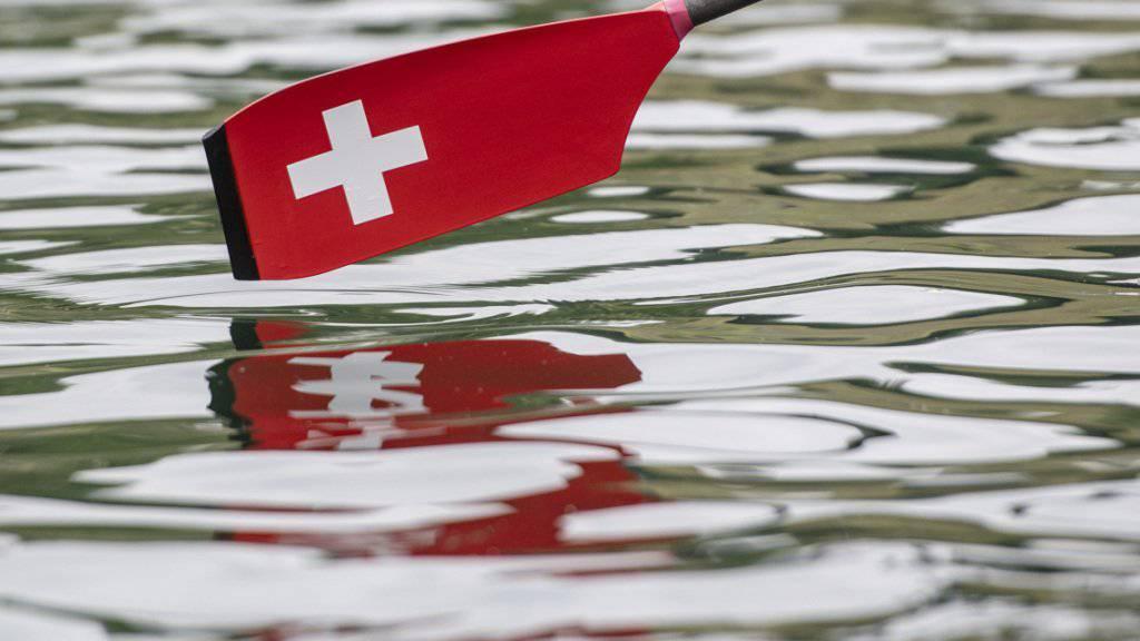 Die Schweizer Bilanz an der Heim-EM auf dem Rotsee in Luzern: Zweimal Silber und einmal Bronze