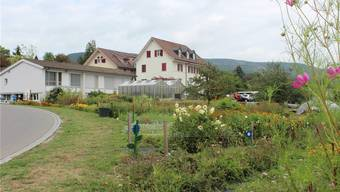 Zum «Obstgarten» gehören ein Wohnheim und eine Tagesstruktur, wo geschützte Arbeitsplätze zur Verfügung stehen. ASU