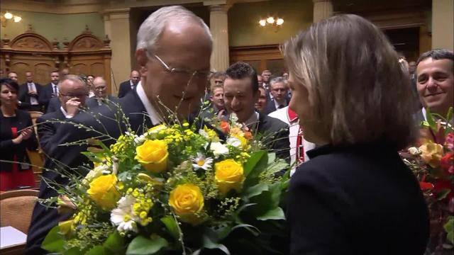 Bundespräsident Johann Schneider-Ammann