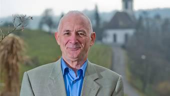 Manfred Trösch wohnt seit vier Jahren in Bözen. Emanuel Freudiger