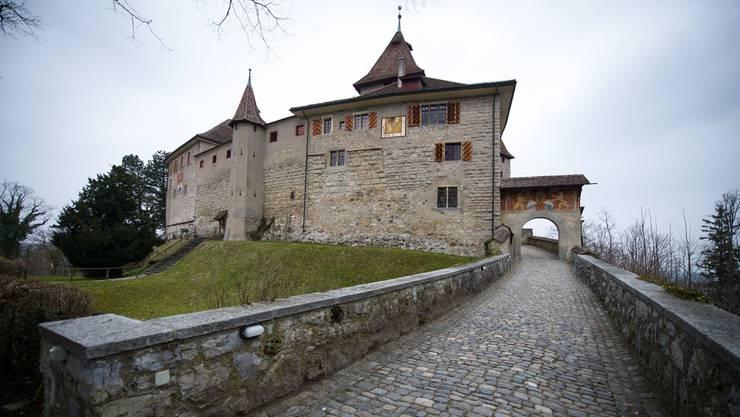 Schloss Kyburg: Die Besonderheiten des Baudenkmals sollen sichtbarer gemacht werden.