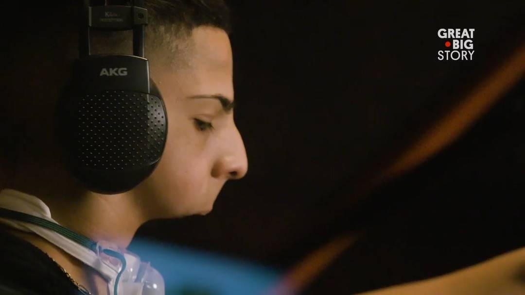 Berührend: Isaiah Acosta hat mit Rapper Trap House einen Freund gefunden – und eine Stimme.