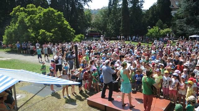 Badener Jugendfest ganz im Zeichen des Wassers