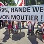 Ein Grossteil der Bevölkerung in der bernjurassischen Stadt möchte zum Kanton Jura wechseln – das will der Kanton Bern verhindern.
