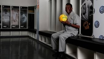 Der König hat sein Lachen nicht verloren, trotzdem sagt er: «Brasilien verpasst eine grosse Gelegenheit.»Friedemann Vogel/VW