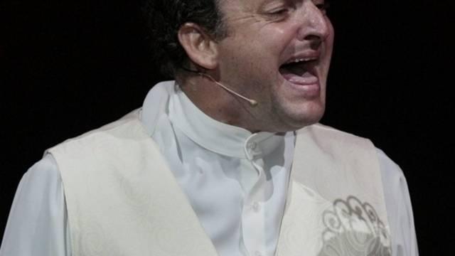 Marco Rima lässt auf der Bühne Dampf ab (Archiv)