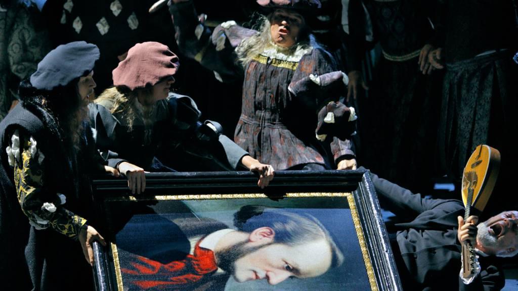 Bayreuth nimmt Abschied von Koskys «Meistersingern»