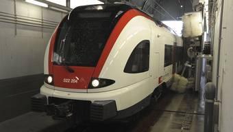 Basel hat die modernste Zugreinigungsanlage der Schweiz