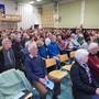 343 Stimmberechtigte waren anwesend