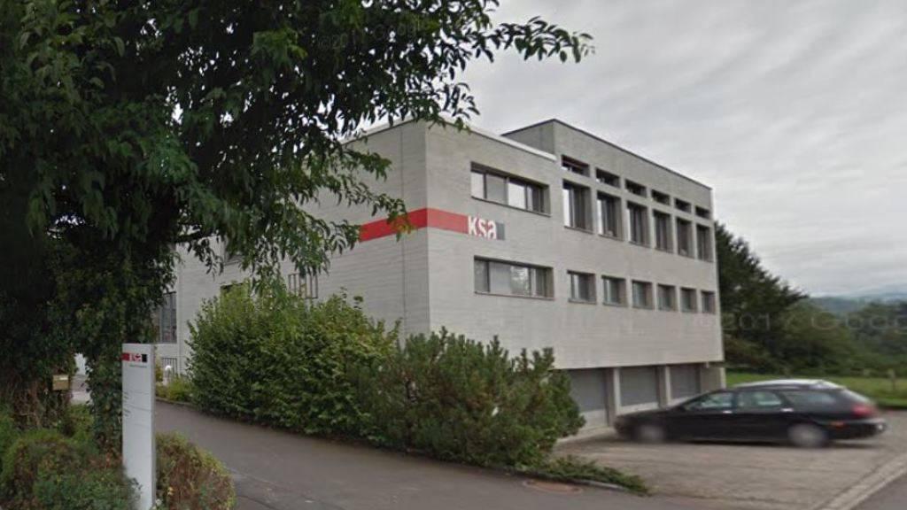 Der Standort Nuolen der Kantonsschule Ausserschwyz soll saniert und teilweise neu gebaut werden.