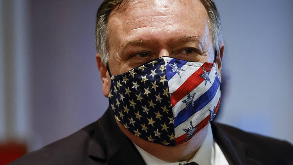 Iran-Sanktionen aus US-Sicht wieder gültig