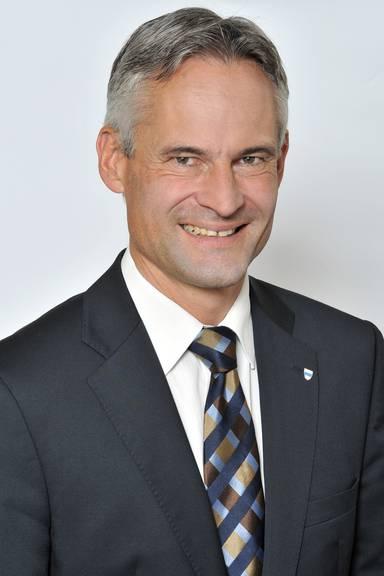 Matthias Michel ist seit 2003 im Regierungsrat