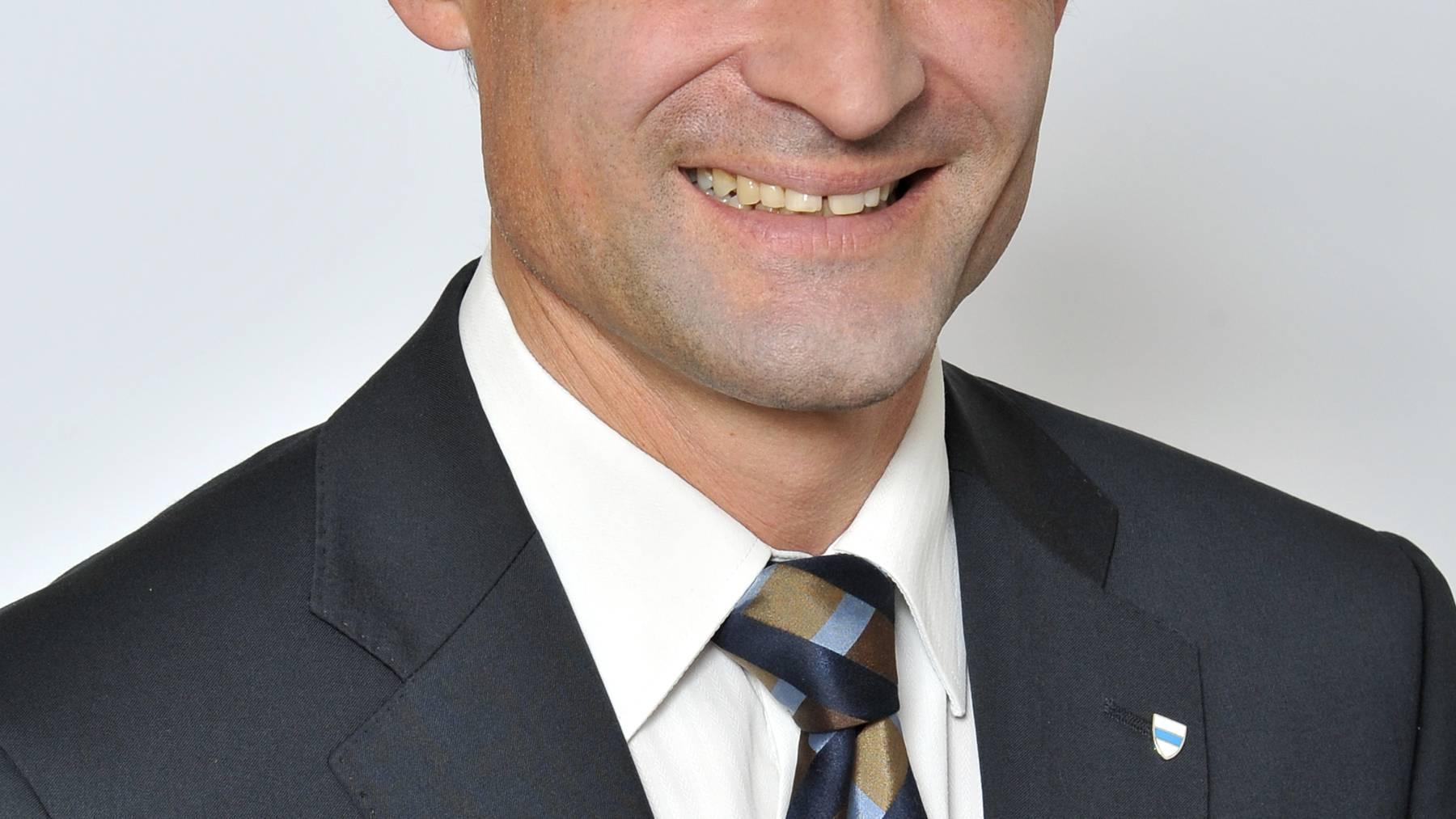 Zuger FDP will Matthias Michel im Ständerat
