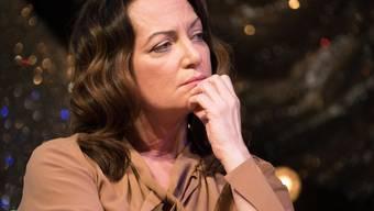 Kritischer Blick: Die Schauspielerin Natalia Wörner hat Mühe mit Menschen, die sich nur aus Imagegründen sozial geben. (Archivbild)
