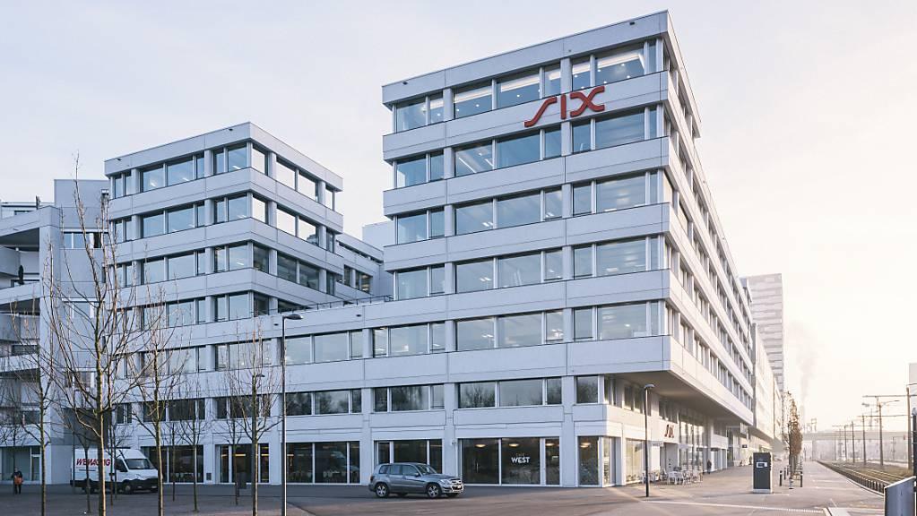 Schweizer Börse macht dank reger Handelsaktivität im Coronajahr hohen Gewinn. (Archivbild)