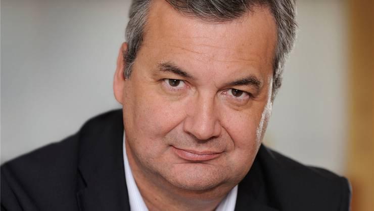 Philippe cochet, oberster Produktivitätsverantwortlicher und Konzernleitungsmitglied von GE.