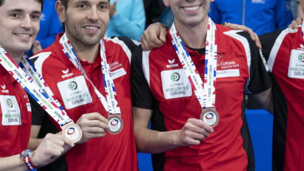 Michel lobt Konstanz im Schweizer Team