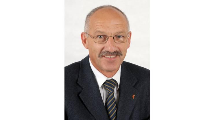Der SVP-Politiker gehörte von 2001 bis 2013 dem Landrat an.