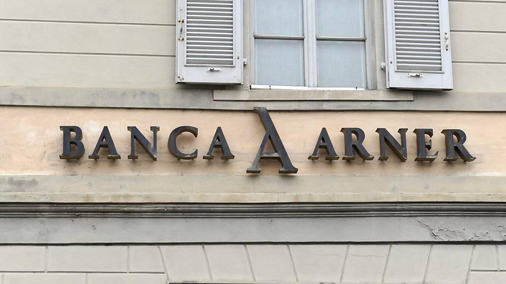 Die Geneva Swiss Bank (GS Banque) und die Tessiner Arner Bank schliessen sich zusammen. (Archiv)