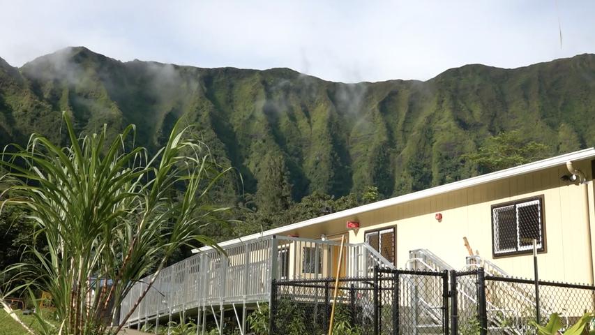 Schweizer auf Hawaii
