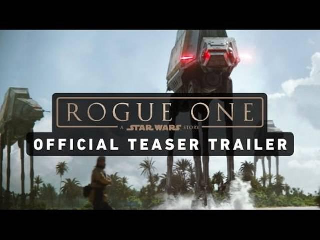 Trailer zu «Rogue One: A Star Wars Story»