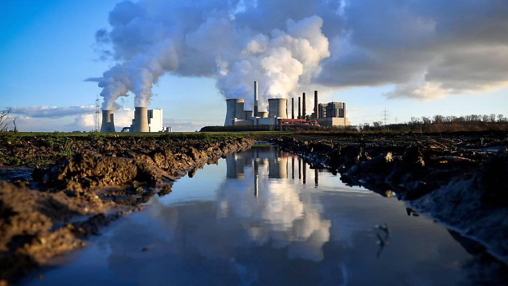 Kohleverbrauch bleibt in nächsten 20 Jahren konstant