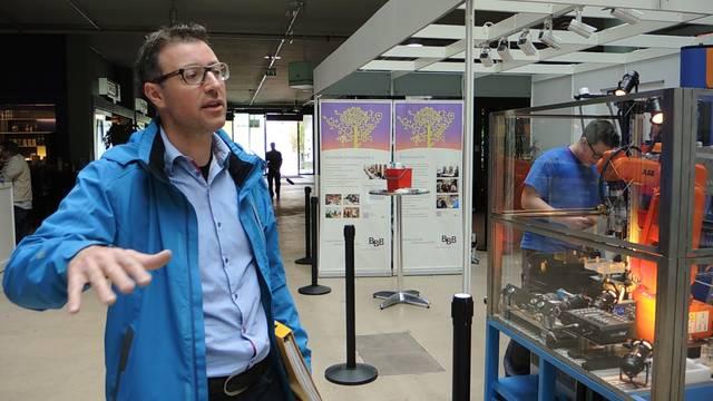 Ausstellungsplaner Robert Kramer über die grössten Herausforderungen.
