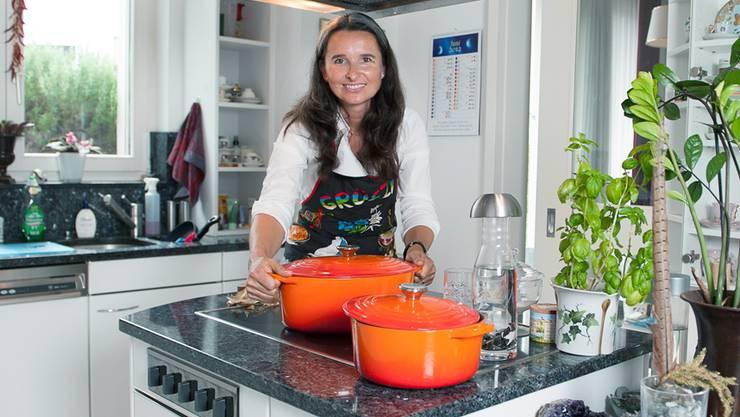 Will nur gesundes Fleisch in der Pfanne: SVP-Nationalrätin Yvette Estermann.