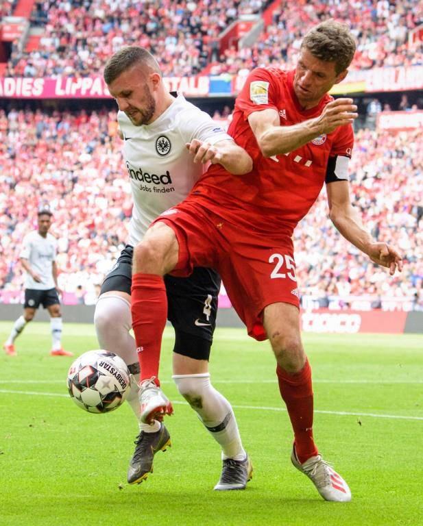Siebter Meistertitel in Folge für Bayern München (© Keystone)