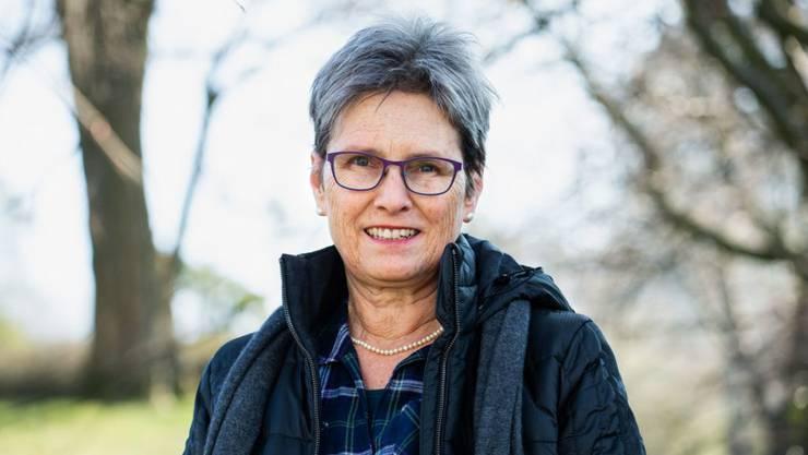 Heldin des Alltags 2018: die Bernerin Christiane von May.