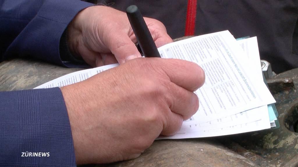 Referendum zur Papizeit: Unterschriftensammler logen Passanten an