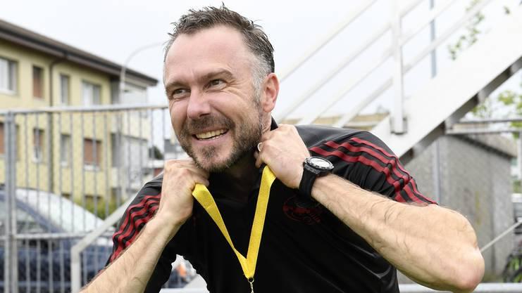 Cheftrainer Peter Fischbach ist sich der Stärke der Gegner von Rotweiss bewusst.