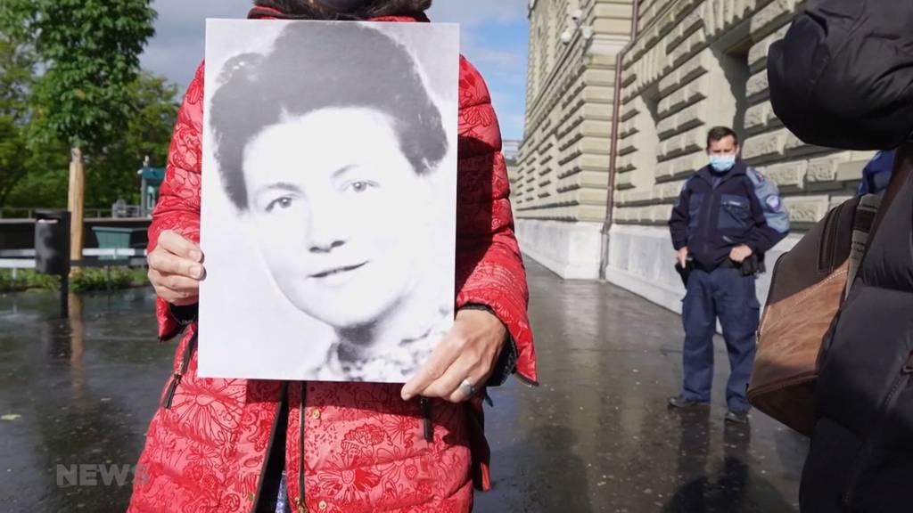 Holocaust-Überlebende erzählt: NS-Opfer sollen eine Gedenkstätte bekommen